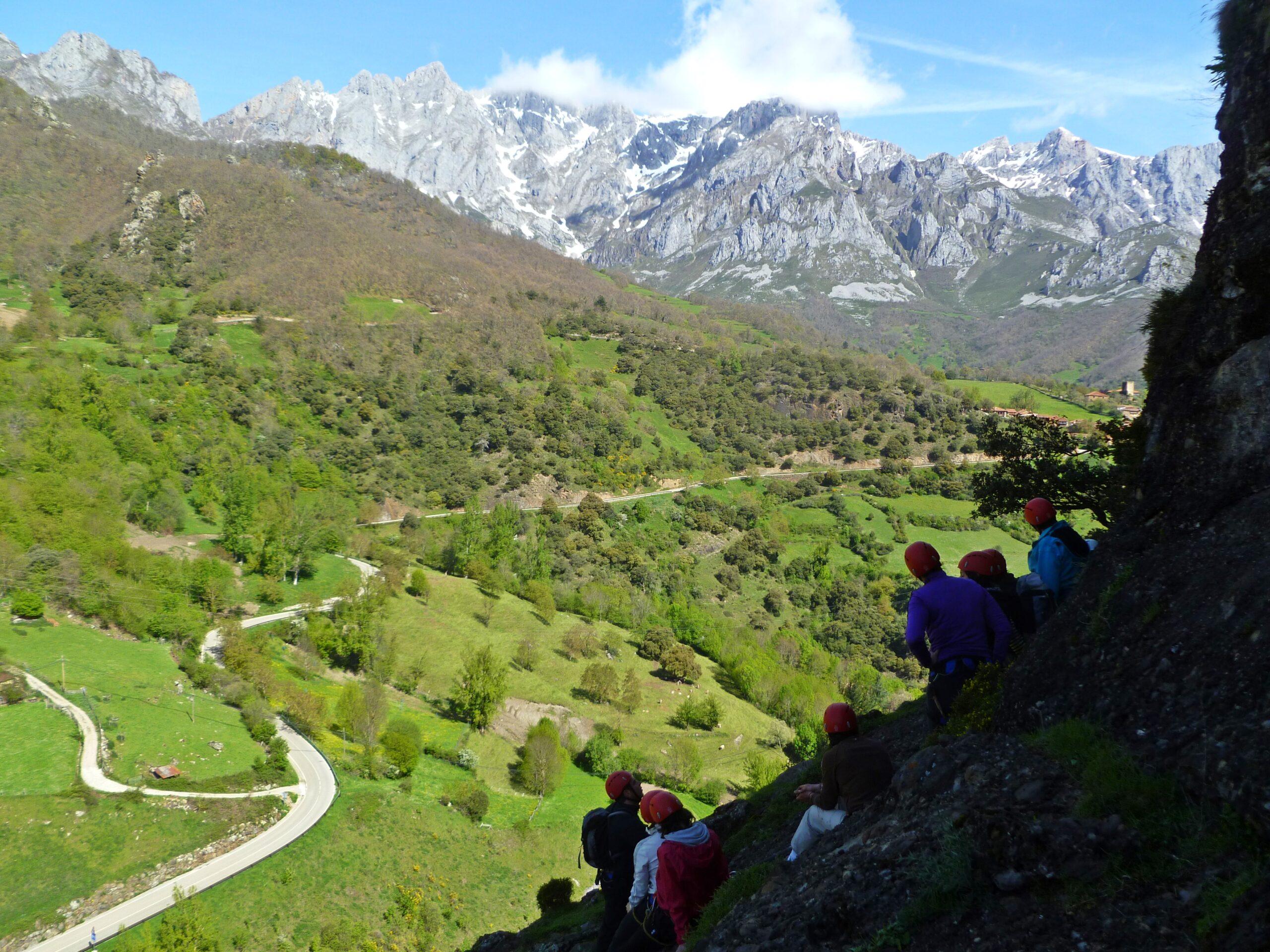 Valle de Liébana turismo activo