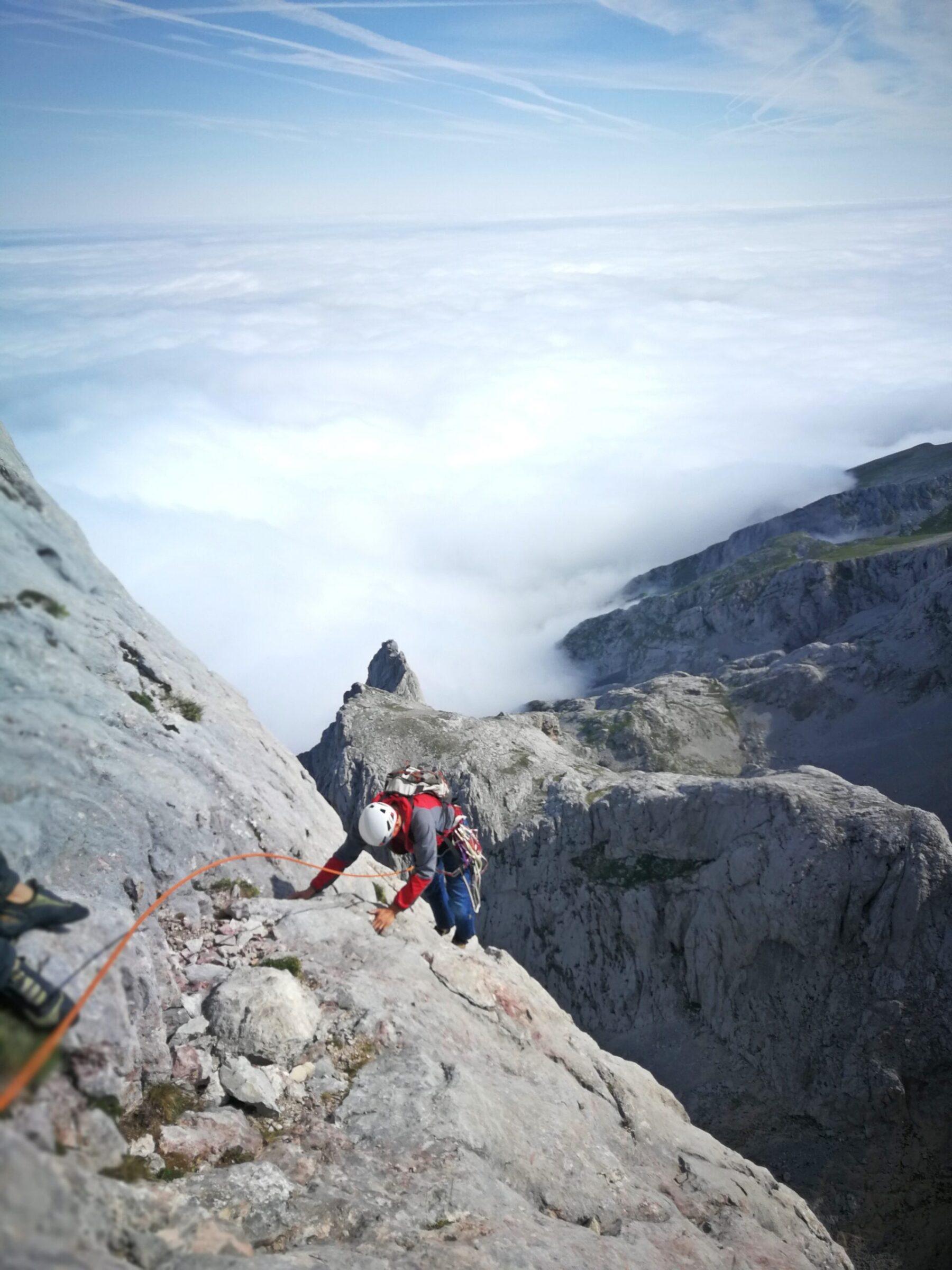 Vía Cepeda con guía Picos de Europa