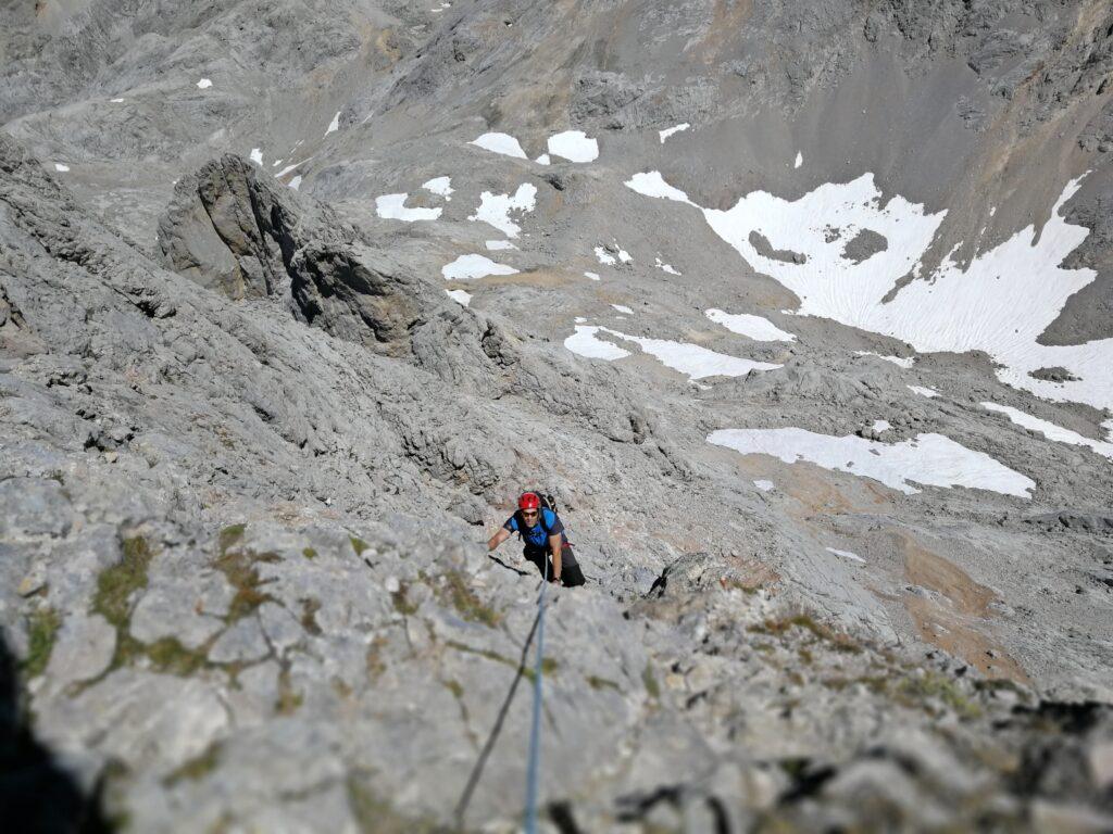 Escaladas en Picos de Europa