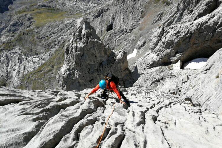 escalada guia picos de europa