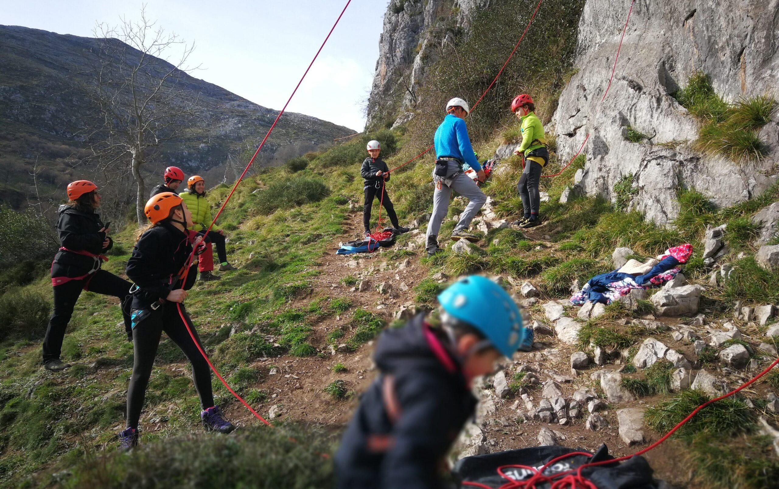 Escalada Cantabria